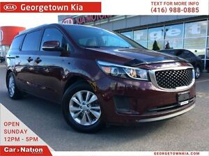 2015 Kia Sedona LX | ONE OWNER | BACK-UP CAMERA |