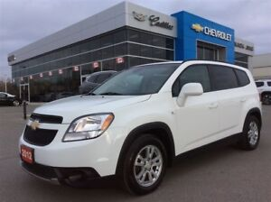 2012 Chevrolet Orlando LT |  7-Seater | Low Kms