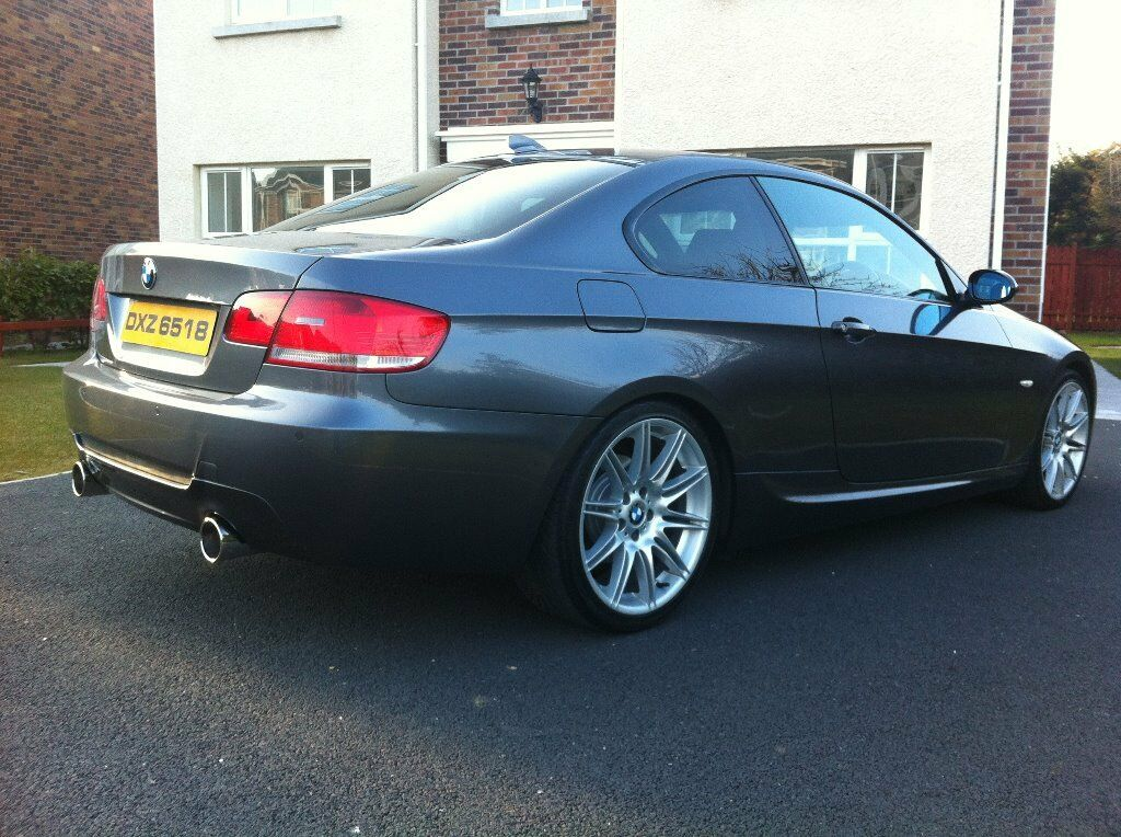 bmw 320d coupe 2007 m sport not 330d 335d m3 m5 318d 535d 530d 520d deposit taken in craigavon. Black Bedroom Furniture Sets. Home Design Ideas
