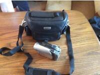 Digital Sony handycam camcorder