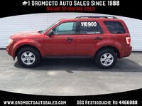 2012 Ford Escape Limited, Leather, Front Wheel Drive