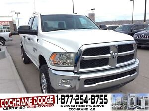 2014 Ram 3500 SLT w/HEATED SEATS, REMOTE START AND BACK-UP CAMER