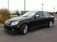 2009 Mercedes-Benz C300 4 matic