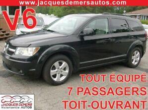 2009 Dodge Journey SXT 7 PASSAGERS V6