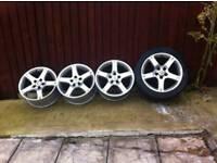 Toyota, Lexus alloy wheels chrome