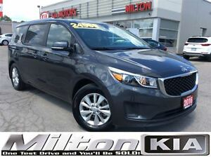 2016 Kia Sedona LX+ | POWER DOORS | 8 SEATER | REAR CAMERA