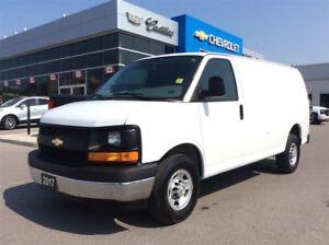 2017 Chevrolet Express 2500 Cargo Van - Regular
