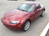 2008 Mazda MX-5 GS MANUAL CONVERTIBLE