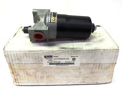 Parker Hydraulic Pressure Filter 15cn105qebm2kn12498 15cn1 Psi 1000 34 Npt