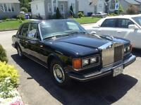 1984 Rolls-Royce Silver Spirit/Spur/Dawn Berline