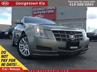 2011 Cadillac CTS 3.0L | LEATHER | PANORAMIC SUNROOF | CLEAN CAR