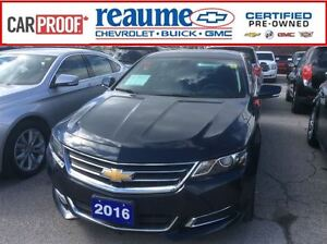 2016 Chevrolet Impala 2LT Mylink Remote Starter Rear Camera