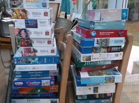 1000 pce, Jigsaw Puzzles