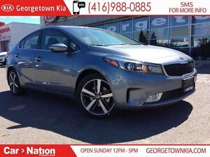 2017 Kia Forte EX + | $131.80 BI-WEEKLY | BACKUP CAMERA | LOAD