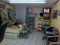 Nail salon for sale - URGENT