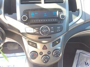 2012 Chevrolet Sonic LT | Sunroof | Auto | Air | Alloys Kawartha Lakes Peterborough Area image 12