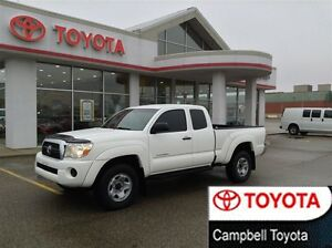 2011 Toyota Tacoma SR5 ACCESS CAB 4X4 PERFECT CONDITION--LOCAL T