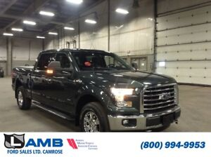 2015 Ford F-150 XLT 4x4 with Tailgate Step, Max Tow Package and