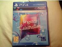 SingStar celebration - Ps4