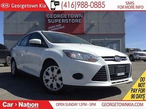 2014 Ford Focus SE BLUE TOOTH| POWER GROUP| CLEAN CARPROOF