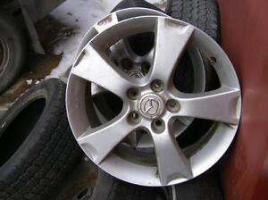 17'' Mags for Mazda 3 left Quarter Panel and Trunkfloor