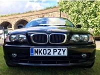 COUPE BMW 318CI 2.0 16V 143 BHP 2 OWNERS MOT 13.10.18 6 MTHS WARRANTY MINT DRIVE & CONDITION