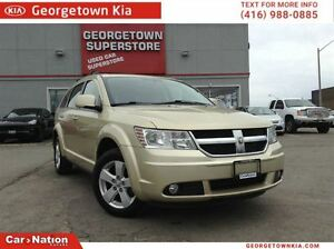 2010 Dodge Journey SXT ALLOY WHEELS| 7 SEATER V6| FOG LIGHTS