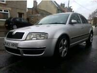 Skoda superb v6 tdi 2.5