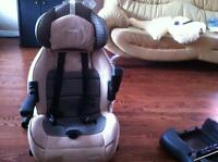 Car seat and booster 70$ for both