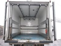 IVECO EUROCARGO FRIDGE BOX INSULATED STANDBY SUPPLY REFRIGERATED GAMEKEEPER