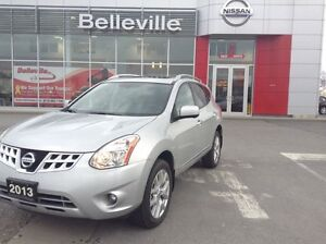 2013 Nissan Rogue SL 1 0WNER LOCAL TRADE