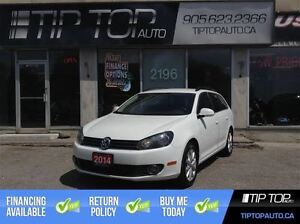 2014 Volkswagen Golf Wagon Comfortline ** TDI, Bluetooth, Heated