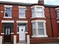 FIRST MONTHS RENT HALF PRICE..THREE BEDROOM TERRACE PROPERTY LOCATED ON NELVILLE ROAD L9