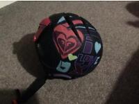 Roxy kids ski helmet size 52cm