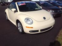 2009 Volkswagen New Beetle CONVERTIBLE|HEATED FRONT LEATHER SEAT