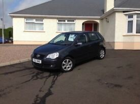 2008 Volkswagen Polo 1.2 Match 5dr +++ low insurance +++++