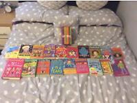26 Jacqueline Wilson books
