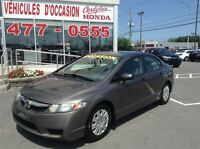 2009 Honda Civic DX-A TEXTO 514-794-3304