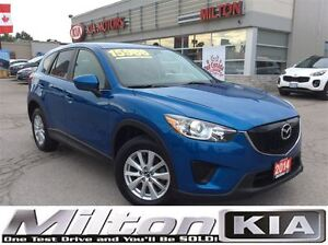2014 Mazda CX-5 GX | HEATED SEATS | BLUE TOOTH