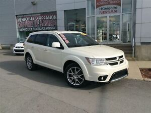 2012 Dodge Journey * R/T * AWD * CUIR * TOIT * MAGS * BLUETOOTH