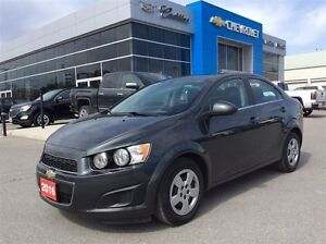 2016 Chevrolet Sonic LT | Turbo | Bluetooth | Rear Cam