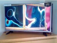 32 led slim tv
