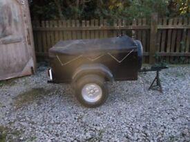 4x3 car trailer