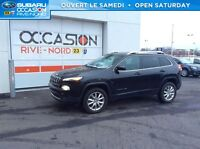 2014 Jeep Cherokee Limited V6 4x4  NAVI/CUIR/TOIT PANO