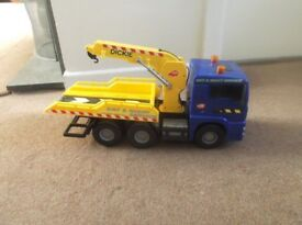 Toy Simba Dickie Truck