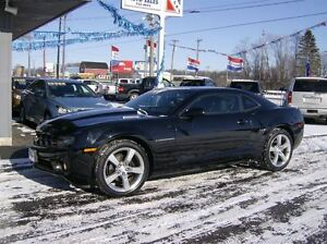 2010 Chevrolet Camaro BLACK ON BLACK !! SUPER CAR !!