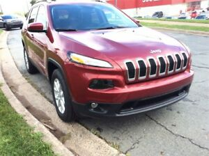 2017 Jeep Cherokee NO PAYMENTS UNTIL THE NEW YEAR!!