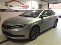 2015 Chrysler 200 S TOIT PANO+ BLUETOOTH+ A/C+ TOIT OUVRANT++