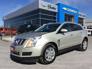 2013 Cadillac SRX Luxury | Bluetooth | Rear Cam | Sunroof