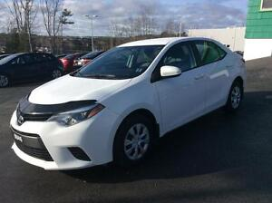 2015 Toyota Corolla CE AUTOMATIC - WOW CHECK OUT THESE KM'S!  SA